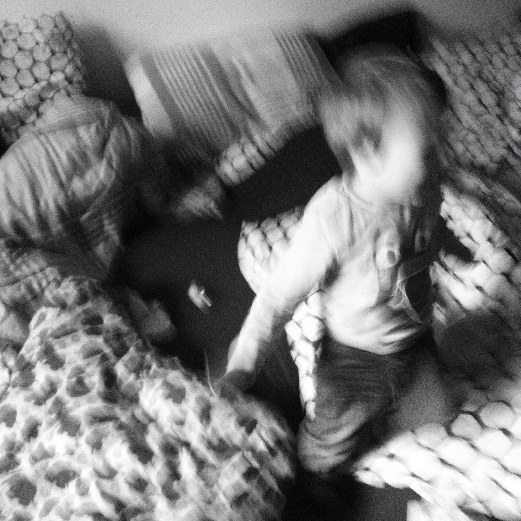 Auf Besuch mit unerzogenen Kindern - wie soll das gehen?