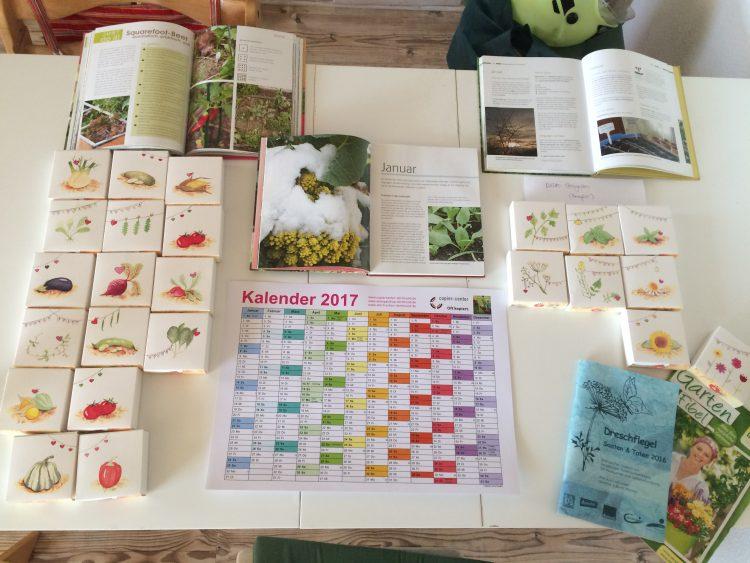 Bioveganer Anbau im eigenen Garten