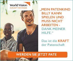 Kinderpatenschaft mit World Vision