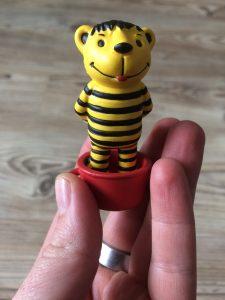 Die Tonies: kleine Hörspielfiguren für die Toniebox. Für eine einfache Bedienbarkeit