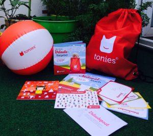 Gewinne eins von fünf Tonie-Urlaubs-Kits mit tollen Spielsachen für dein Kind! #toniesimurlaub