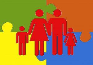 Familienpuzzle: welche Teile bilden den Rahmen für eine gelungene Eingewöhnung eines hochsensiblen Kindes?