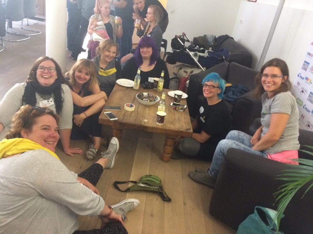 """""""Sit in"""" auf der #Wubttika 2017: Blogger- und Twittertreffen in Wuppertal"""