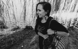 """Carmen Hercegfi, Autorin von """"Vegan in anderen Umständen"""""""