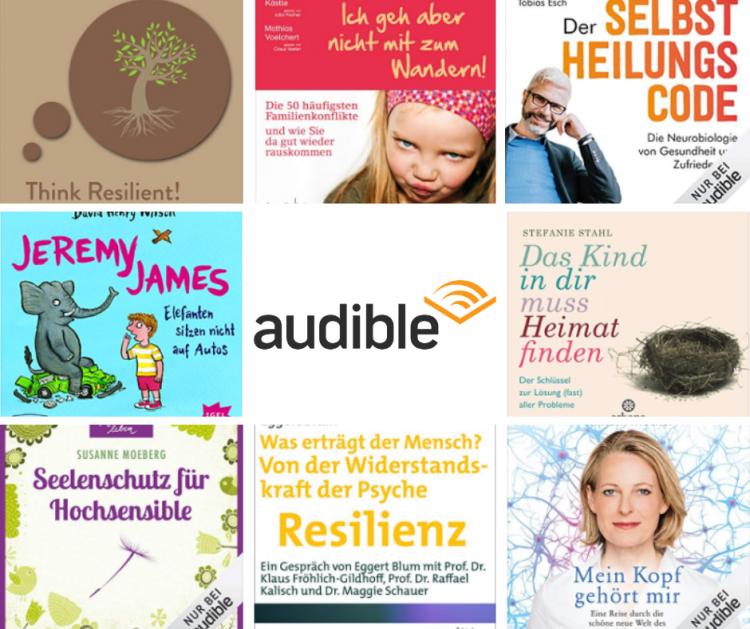 Eine Reise durch meine Hörbuch-Bibliothek: mit Audible! (Anzeige)