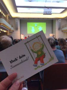 Stefanie Stahl auf dem Attachment Parenting Kongress 2018