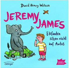 """""""Jeremy James - Elefanten sitzen nicht auf Bäumen"""" bei Audible"""