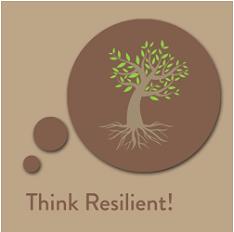 """""""Think resilient! Affirmationen für mehr Widerstandsfähigkeit"""" von Kim Fleckenstein bei Audible"""