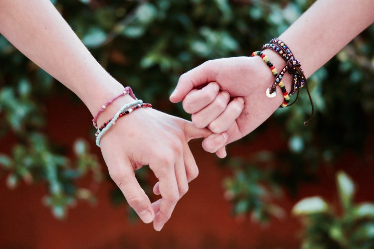 Freundschaft ist....