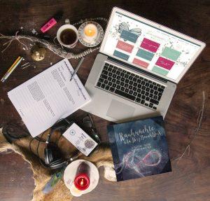 Rauhnächte á la Herzbauchwerk - Onlinekurs und Buch
